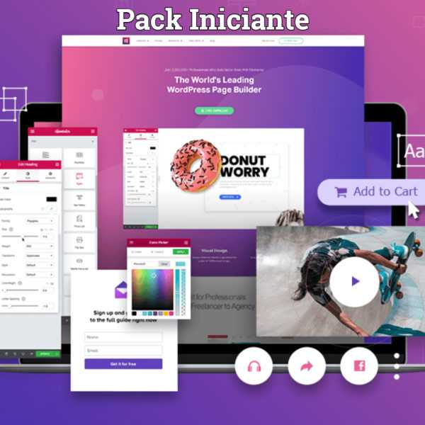 Pack Iniciante 1